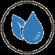 organic oil drop icon