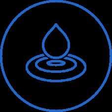 wax drop icon